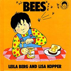 Leila Berg - Bees cover
