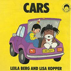 Leila Berg - Cars cover