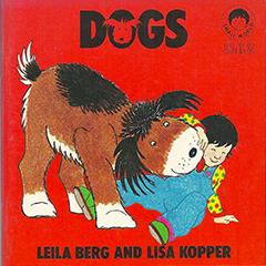 Leila Berg - Dogs cover