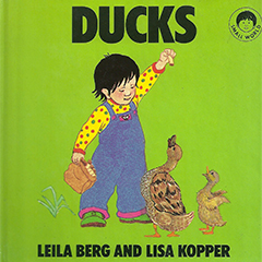 Leila Berg - Ducks cover