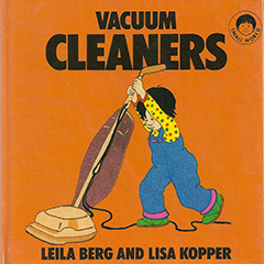 Leila Berg - Vacuum Cleaners cover