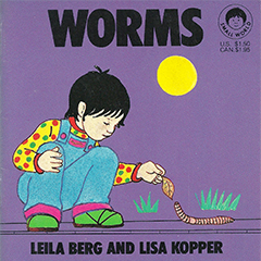 Leila Berg - Worms cover
