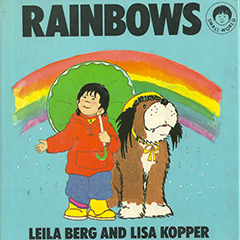 Leila Berg - Rainbows cover