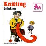 Leila Berg - Knitting cover