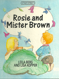 Leila Berg - Rosie and Mr Brown cover