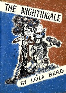 Leila Berg - The Nightingale cover
