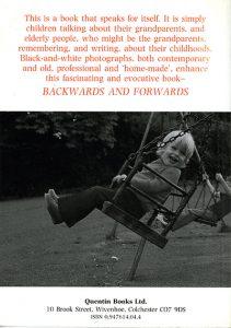 Leila Berg - Backwards and Forwards back