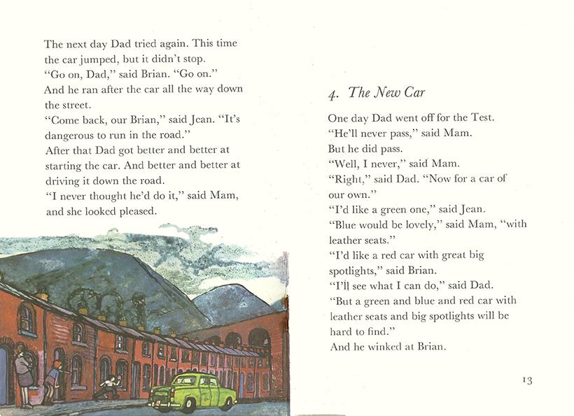 Denise Robertson - The New Car