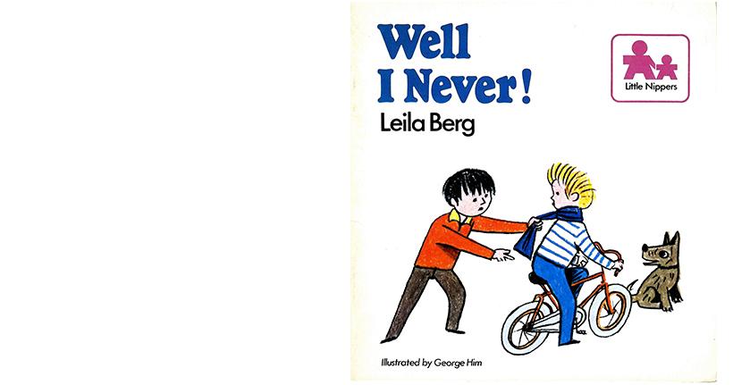 Leila Berg - Well I Never