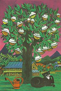 Folk Tales pudding tree_200