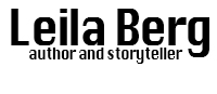 Leila Berg - website logo
